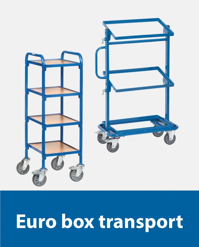 Euro box transport