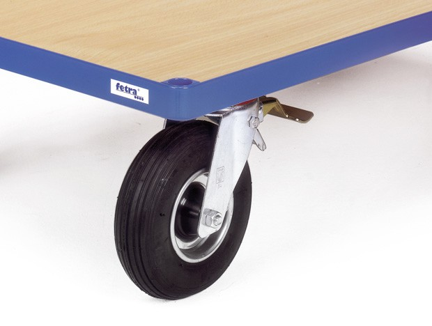 Räder mit Luftbereifung
