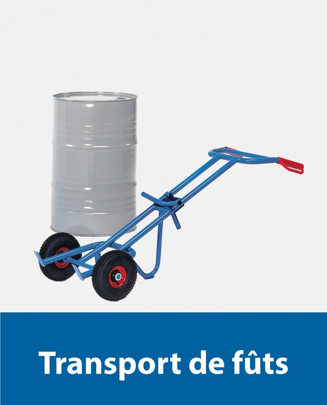 Transport de fûts